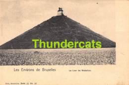 CPA WATERLOO ENVIRONS DE BRUXELLES LE LION DE WATERLOO LES  NELS SERIE 11 NO 36 - Waterloo