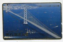 TK 039309 JAPAN - 110-011 Landscape & Bridge - Landscapes