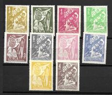 Portugal (Índia) 1950 - Ano Santo Set Completo - Portuguese India