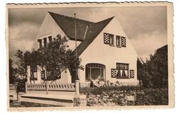 St-Idesbald - Villa La Coccinelle - Edit. Agence L'Avenir - 2 Scans - Koksijde
