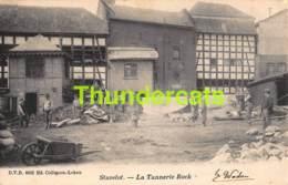 CPA STAVELOT LA TANNERIE BOCK - Stavelot