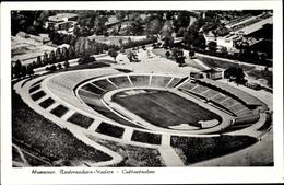 Cp Hannover In Niedersachsen, Niedersachsen Stadion, Fliegeraufnahme - Allemagne