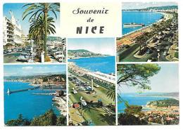 06 - Souvenir De NICE - Multivues - Ed. MONTLUET N° 175 - Nice