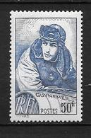 France: N°461 ** Georges Guynemer - France