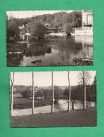 77 Seine Et Marne Tigeaux Le Grand Morin Lot De 2  Cartes Photos ( Format 9cm X 14cm ) Voir 4 Scans - Autres Communes