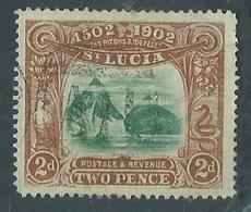Sainte Lucie Yvert N° 63 - Ste Lucie (...-1978)