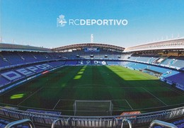 LA COROGNE LA CORUNA RIAZOR STADE STADIUM ESTADIO STADION STADIO - Football