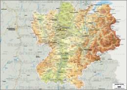 Lot RH-AL - 250 CP De La Région RHÔNE - ALPES (Départements 01, 07, 26, 38, 42, 69, 73, 74) - 100 - 499 Cartes