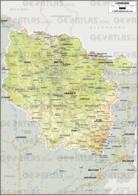 Lot LOR - 200 CP De La Région LORRAINE (Départements 54, 55, 57,88) - 100 - 499 Postcards