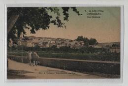 La Côte D'Azur Carnoules Vue Générale - France