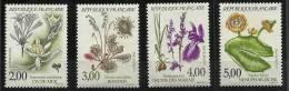 """FR YT 2766 à 2769 """" Fleurs Des étangs Et Marais """" 1992 Neuf** - France"""
