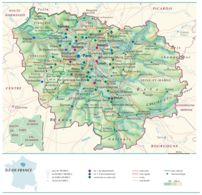 Lot IdF - 150 CP De La Région ÎLE DE FRANCE (Sauf PARIS) (Départements 77, 78, 91, 92, 93, 94, 95) - Ansichtskarten