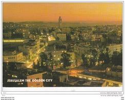 Israel : Jérusalem : The Golden City . - Israel