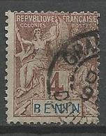 BENIN N° 35 OBL TB - Bénin (1892-1894)
