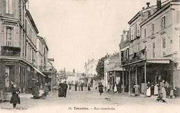 [47] Lot Et Garonne > Tonneins Rue Gambetta - Tonneins