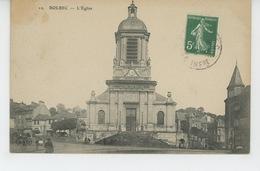 BOLBEC - L'Église - Bolbec