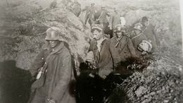 GUERRE 1914/1918 SOLDATS PRUSSIENS EN OPERATION - 1914-18