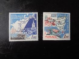 MONACO   1963   N° 614  ET  616   NEUF**    à  20% - Monaco