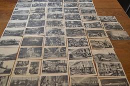 Carte Postale 1900/19010 Le Creusot Lot De 53 Cartes Différentes Usines Schneider Collection Photo Club - Le Creusot