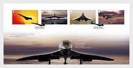 H01 Gibraltar 2019 Concorde 50th Anniversary FDC - Gibraltar