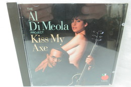 "CD ""The Al Di Meola Projekt"" Kiss My Axe - Jazz"