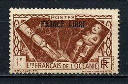 OCEANIE 1941 N° 144 ** Neuf MNH Superbe C 10,40 € Divinités Indigènes - Nuevos