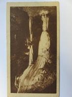 281 - Carte Photo Publicitaire - Grotte De Bétharram - St Pé De Bigorre - Cartes De Visite
