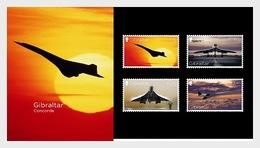 H01 Gibraltar 2019 Concorde 50th Anniversary Pack - Gibraltar