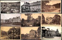Luxembourg - 37 Cartes De La Province (animée,... Voir Scans) - België