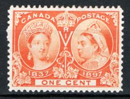 Canada 1897 Y.T.39 MH/* VF/F - Neufs