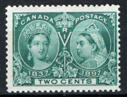 Canada 1897 Y.T.40 MH/* VF/F - 1851-1902 Reign Of Victoria