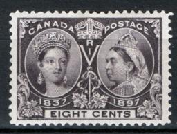 Canada 1897 Y.T.44 MH/* VF/F - Neufs