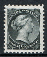 Canada 1870 Y.T.27 MH/* VF/F - Unused Stamps