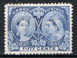 Canada 1897 Y.T.48 MH/* VF/F - Neufs