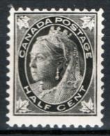 Canada 1897 Y.T.54 MH/* VF/F - 1851-1902 Regno Di Victoria