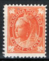 Canada 1897 Y.T.60 MH/* VF/F - 1851-1902 Regno Di Victoria