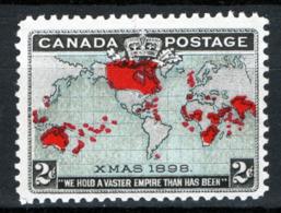 Canada 1898 Y.T.73a MH/* VF/F - 1851-1902 Regno Di Victoria