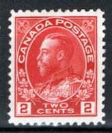 Canada 1911 Y.T.94 MH/* VF/F - Nuovi