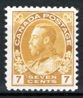 Canada 1911 Y.T.96 MH/* VF/F - Nuovi