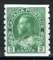 Canada 1918 Y.T.109bB MH/* VF/F - Nuovi