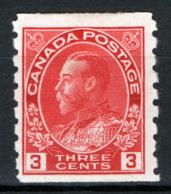 Canada 1918 Y.T.111bB MH/* VF/F - Nuovi
