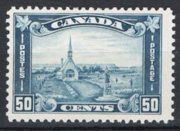 Canada 1930 Y.T.154 MH/* VF/F - Nuovi