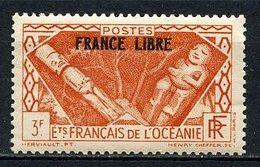 OCEANIE 1941 N° 146 ** Neuf MNH Superbe C 15,60 € Divinités Indigènes - Unused Stamps