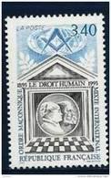 "FR YT 2796 "" Droit Humain "" 1993 Neuf** - France"