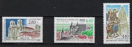 """FR YT 2825 à 2827 """" Série Touristique """" 1993 Neuf** - France"""