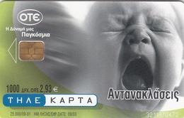 GREECE - Reflections Green, X1318, Tirage 25.000, 09/01, Used - Greece