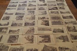 Carte Postale 1900 Lot De 60 Cartes Différentes Nantes Anciens Série N° 1 A 60 - Nantes