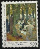 "FR YT 2832 "" Série Artistique, M. Denis "" 1993 Neuf** - France"