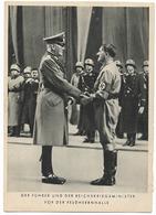 Adolf Hitler à Munich ( Feldherrnhalle) - Personnages