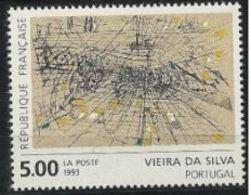 """FR YT 2835 """" Série Artistique, Gravure """" 1993 Neuf** - France"""